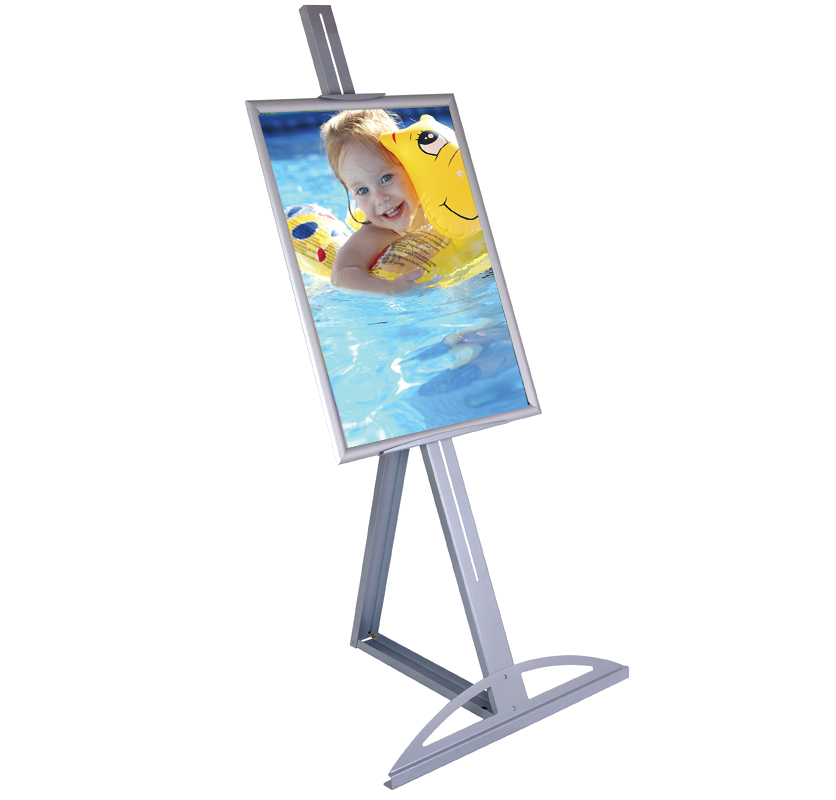 Easel Frame with optional Clip Frame