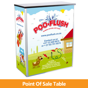Point Of Sale Table