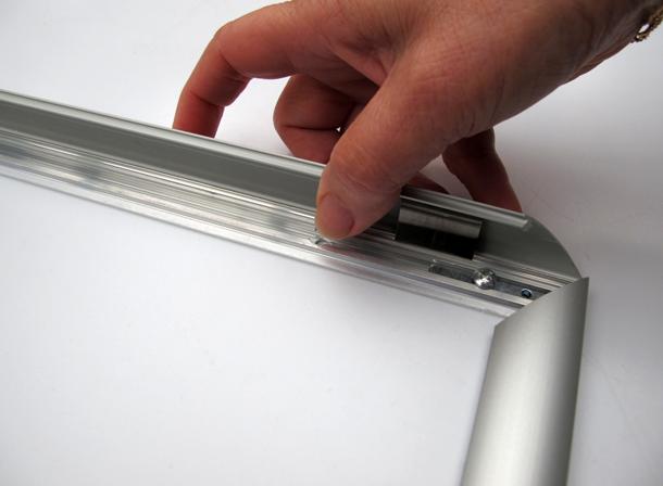 CLIP FRAMES SNAP FRAMES POSTER FRAMES - Prellex Displays